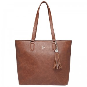Dámská kabelka Abmaou - hnědá