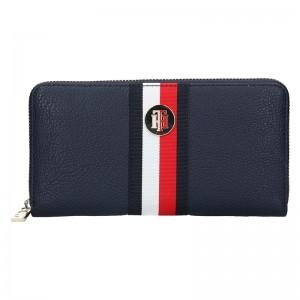 Dámská peněženka Tommy Hilfiger Silva - modrá