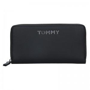 Dámská peněženka Tommy Hilfiger Lilia - černá