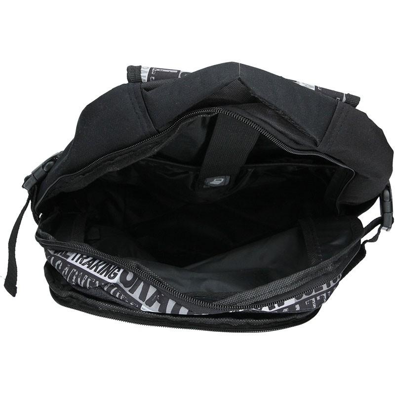 Moderní batoh Enrico Benetti 47127 - černá