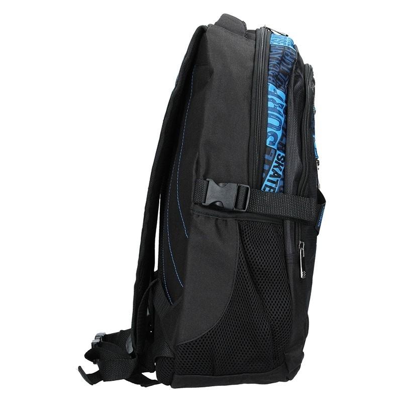 Moderní batoh Enrico Benetti 47127 - černo-modrá