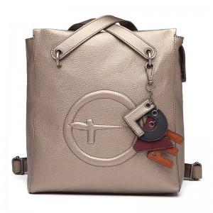 Dámská batůžko kabelka Tamaris Fee - bronzovo-hnědá