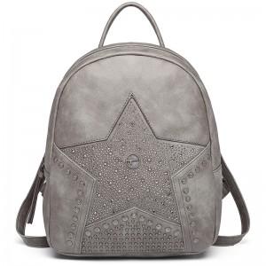 Dámský batoh Tamaris Star - šedá