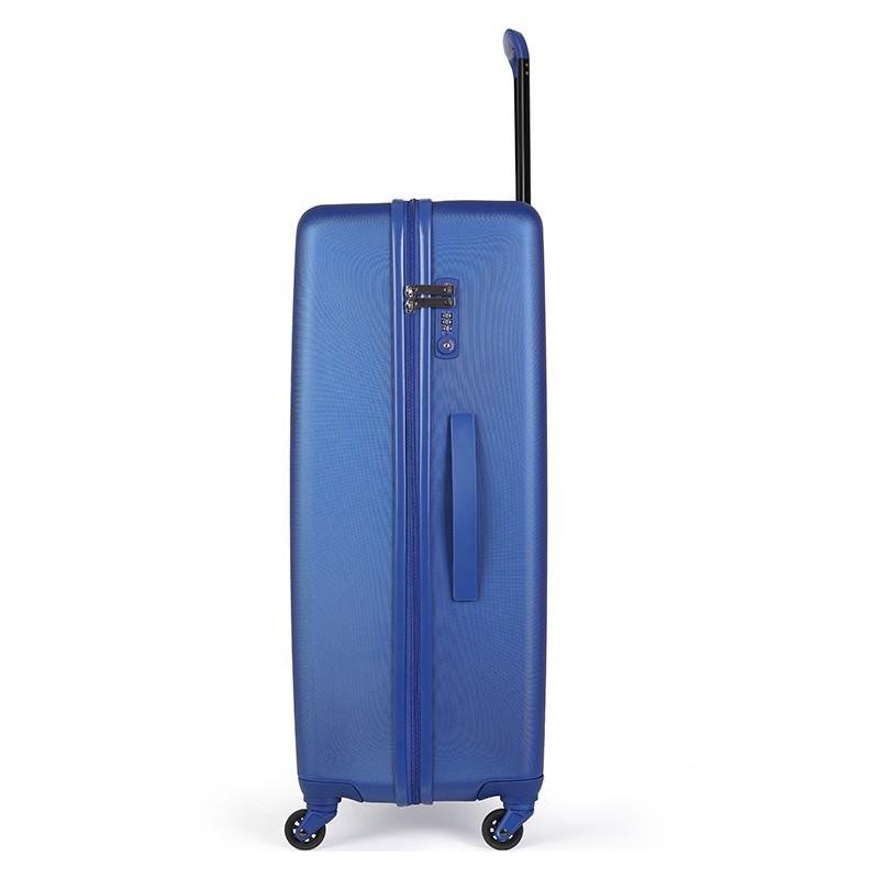 Cestovní kufr United Colors of Benetton Timis M - modrá