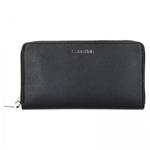 Dámská peněženka Calvin Klein Petra - černá