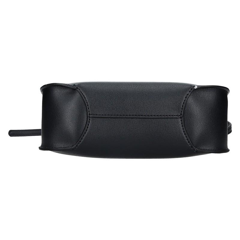 Dámská crossbody kabelka Calvin Klein Eleika - černá