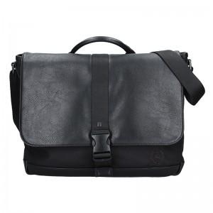 Pánská taška přes rameno Lerros Kamil - černá