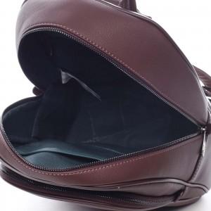 Dámský batoh David Jones Josette - vínová