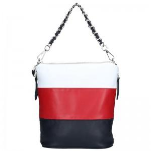 Dámská kožená kabelka Facebag Marta