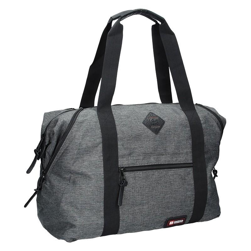 Sportovní taška Enrico Benetti 54549 - šedá