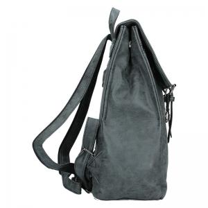 Moderní batoh Enrico Benetti 66195 - černá