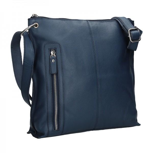 Dámská crosbody kabelka Lagen Ambra - modrá
