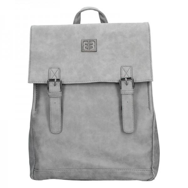 Moderní batoh Enrico Benetti 66195 - šedá