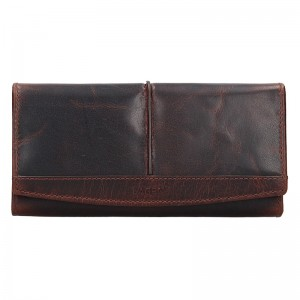 Dámská kožená peněženka Lagen