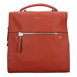 Dámský batoh Fiorelli Lucy - rezavá