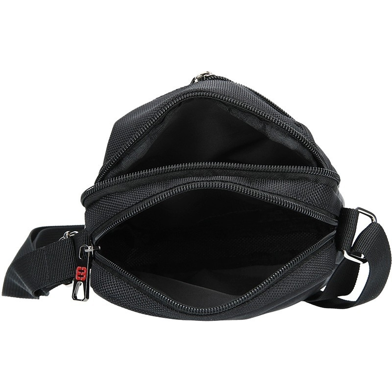 Pánská taška na doklady Enrico Benetti Cornell - černá