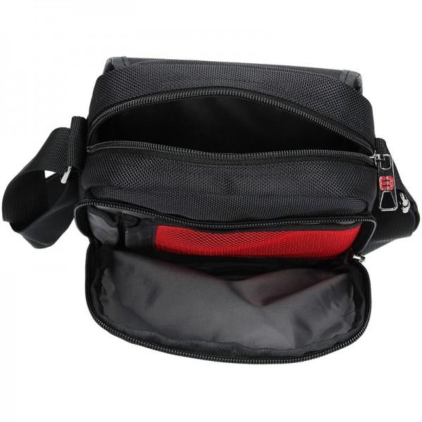 Pánská taška na doklady Enrico Benetti Dante - černá