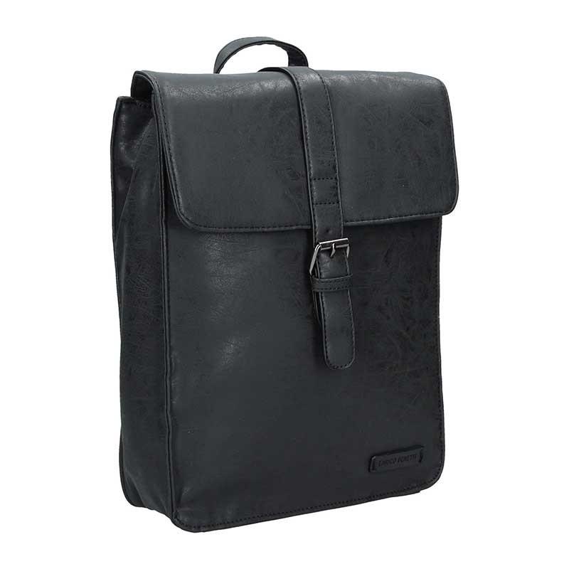 Moderní dámský batoh Enrico Benetti Silva - černá