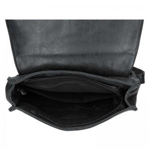 Trendy batoh Enrico Benetti Amsterdam - černá