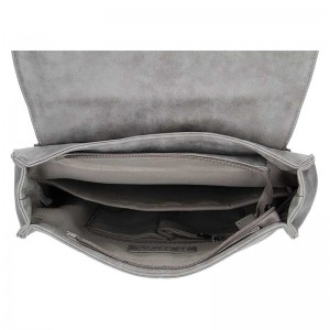 Velký trendy batoh Enrico Benetti Amsterdam - šedá