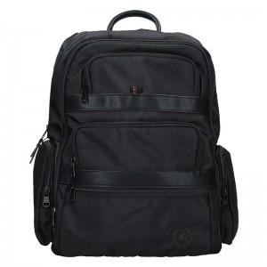 Pánský batoh Lerros Trevor - černá