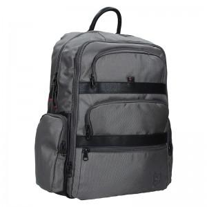 Pánský batoh Lerros Trevor - šedá