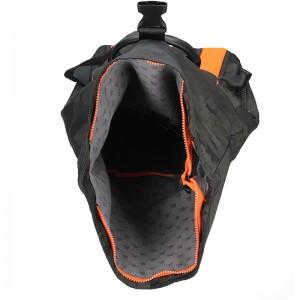 Pánský batoh Lerros Dominic - černo-zelená