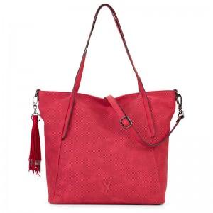 Dámská kabelka Suri Frey Nicol - červená