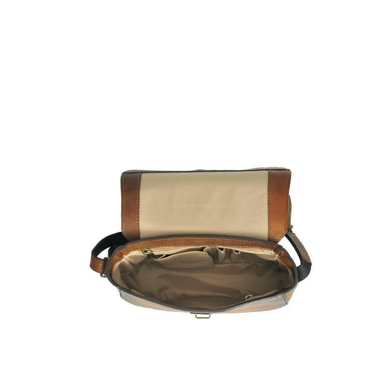 Luxusní dámské kožené crossbody Daag ALIVE 22