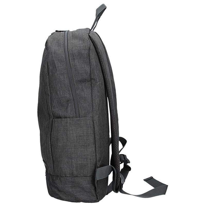 Pánský batoh Enrico Benetti Lincoln - šedo-černá