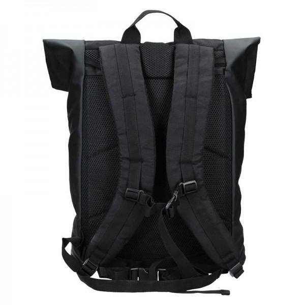 Pánský trendy batoh Enrico Benetti Mikolas - černá