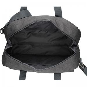 Cestovní taška Enrico Benetti Luis - šedo-černá