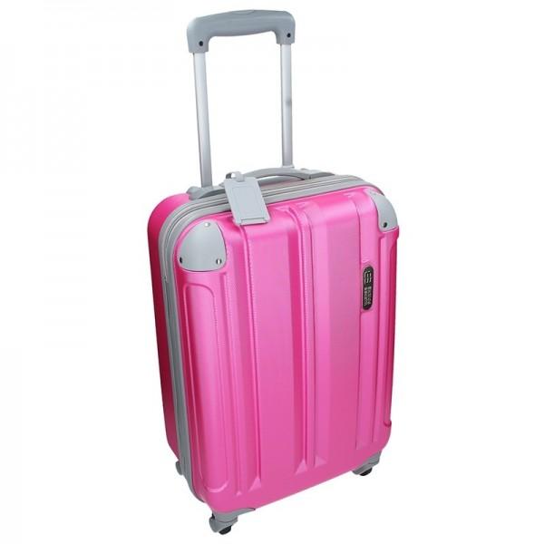 Cestovní kufr Enrico Benetti 39033 - modrá