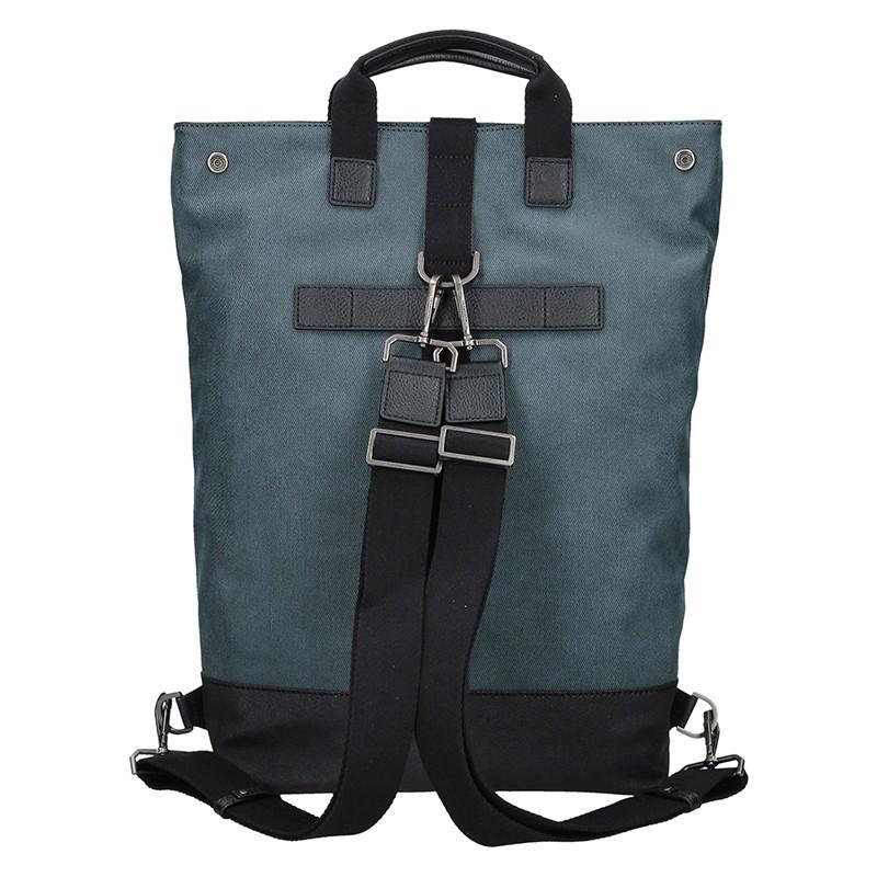 Moderní pánský batoh Hexagona Thors - modrá