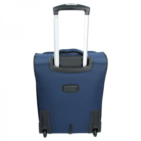 Cestovní kufr Enrico Benetti 16110 - červená