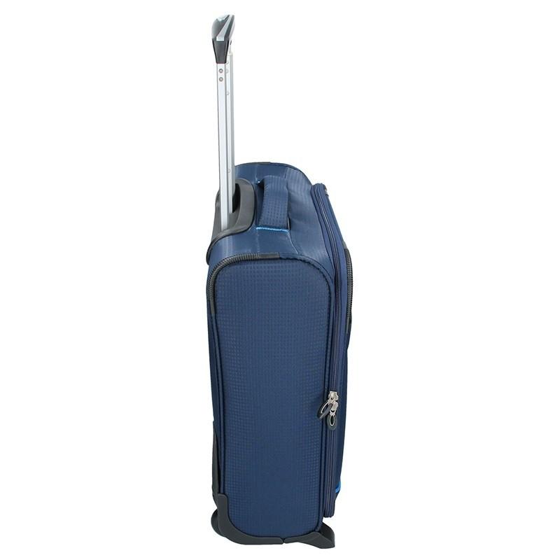Cestovní kufr Enrico Benetti 16110 - světle modrá