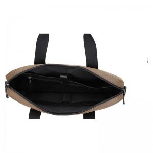 Pánská taška přes rameno Hexagona Dyton - hnědá
