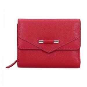 Dámská peněženka Lagen Amelie - červená