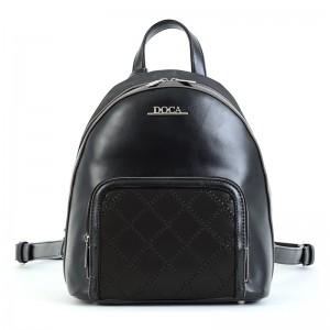Dámský batoh Doca 15251 - černá
