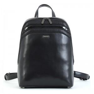 Dámský batoh Doca 15318 - černá