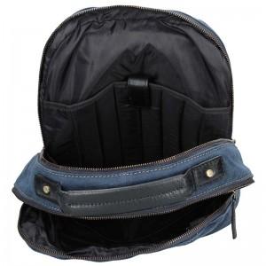 Pánský batoh Lagen Mosis - modro-černá