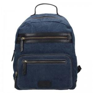Pánský batoh Lagen Rasta - modro-černá