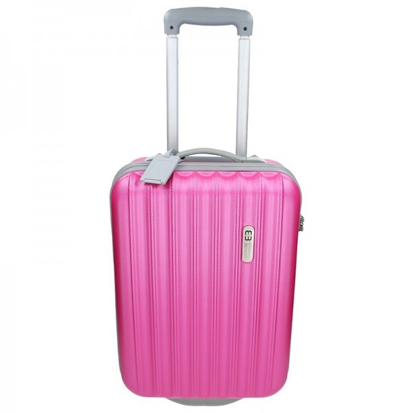 Cestovní kufr Enrico Benetti 39034 - růžová