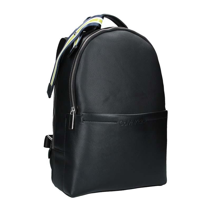 Levně Pánský batoh Calvin Klein Leopolds - černá