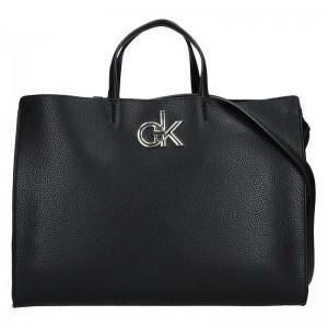 Dámská kabelka Calvin Klein Ritta - černá