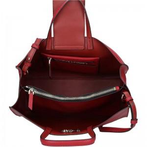 Dámská kabelka Calvin Klein Edisa - vínová