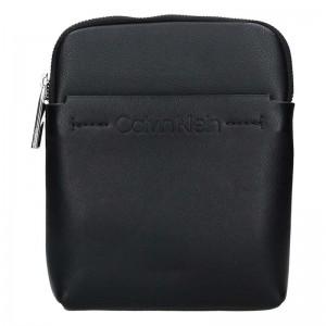 Pánská taška přes rameno Calvin Klein Sten - černá