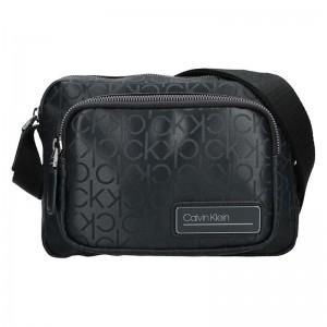 Pánská taška přes rameno Calvin Klein Trevor - černá