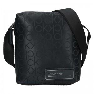 Pánská taška přes rameno Calvin Klein Joach - černá