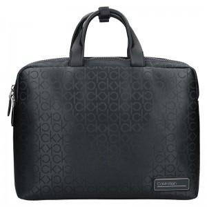 Pánská taška přes rameno Calvin Klein Kurtl - černá